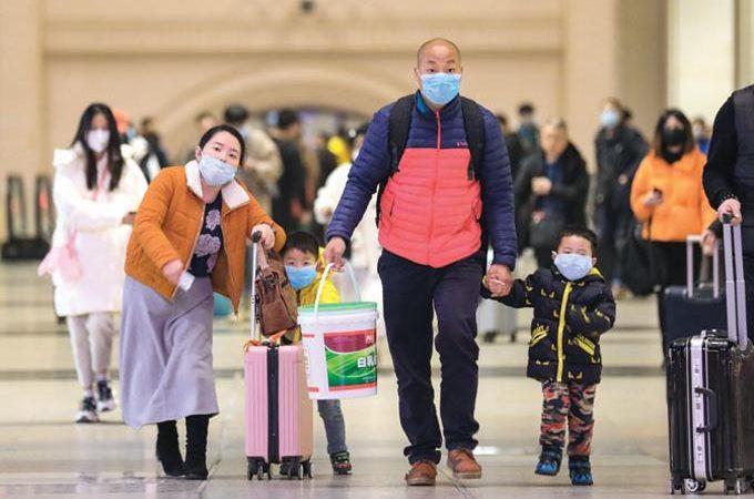 Ante nuevo virus, vigilan a pasajeros que llegan desde Asia