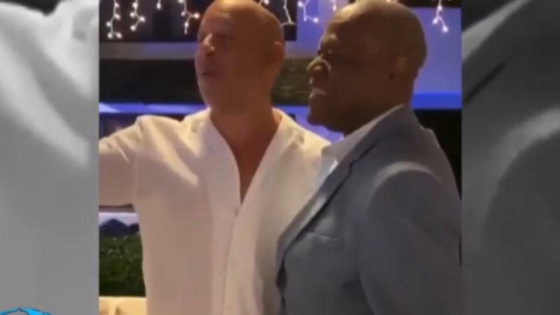 (VÍDEO) Actor Vin Diesel asegura Johnny Ventura es su artista favorito