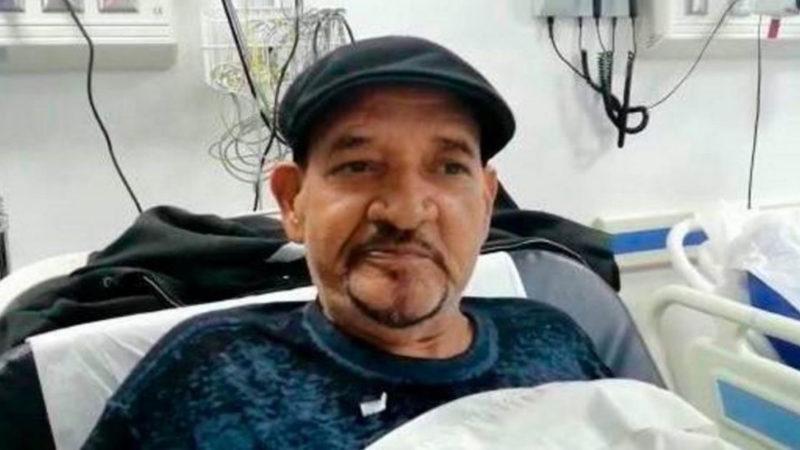 """Fallece el merenguero Jerry Vargas, """"El Nazareno"""""""
