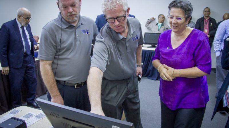 IFES ofrece declaraciones sobre inicio trabajos de verificación Voto Automatizado