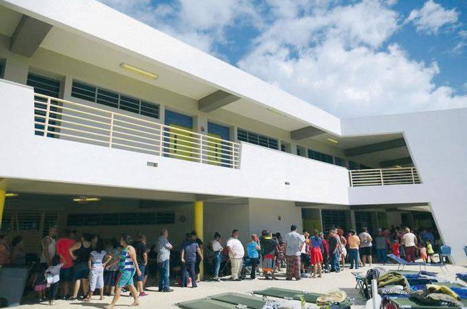 Escuelas públicas de Puerto Rico abrirán de nuevo tras sismo
