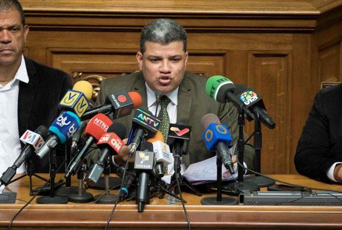 RD condena golpe de Nicolás Maduro al parlamento venezolano .
