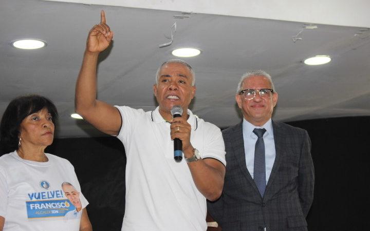 Francisco Fernández al gobierno: «si quieren guerra tendrán guerra»