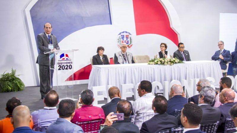 Pleno JCE suspende proceso de Elecciones Municipales en todo el país