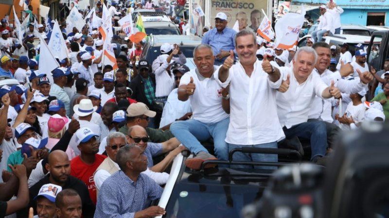 Luis Abinader asegura el PRM y aliados tienen los votos para ganar mayoría de municipios