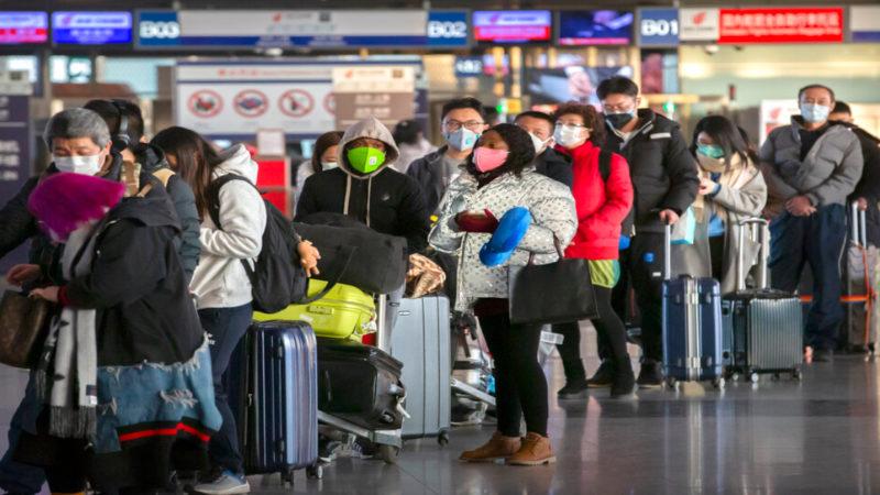 EEUU pone en cuarentena a 195 ciudadanos y declara emergencia por coronavirus
