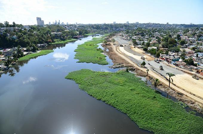 Las lilas arropan nuevamente los ríos Ozama e Isabela