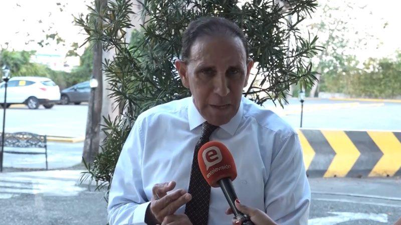 Doctor Cruz Jiminián presenta una mejoría progresiva; le retiran vasopresores