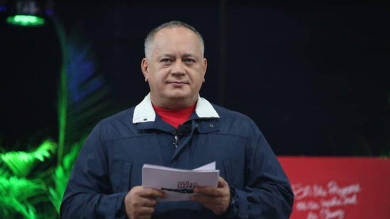 Diosdado Cabello presentó nuevos detalles sobre operación armada organizada en Colombia