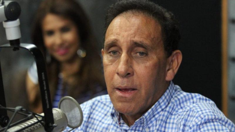 Ministro de Salud: Cruz Jiminián recibe tratamiento con tocilizumab