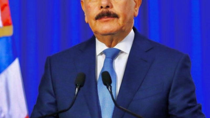 Presidente Medina hablará a la nación mañana miércoles a las 9:00pm