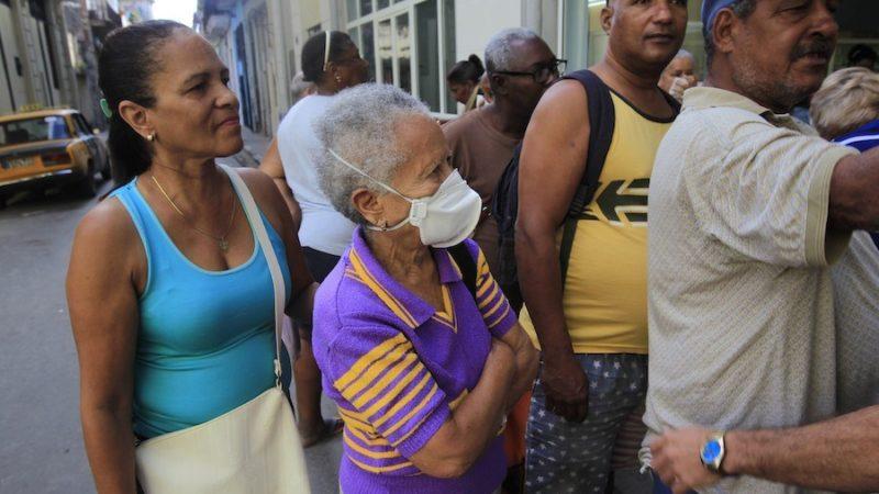 Covid-19: amenaza grave para personas mayores en Cuba