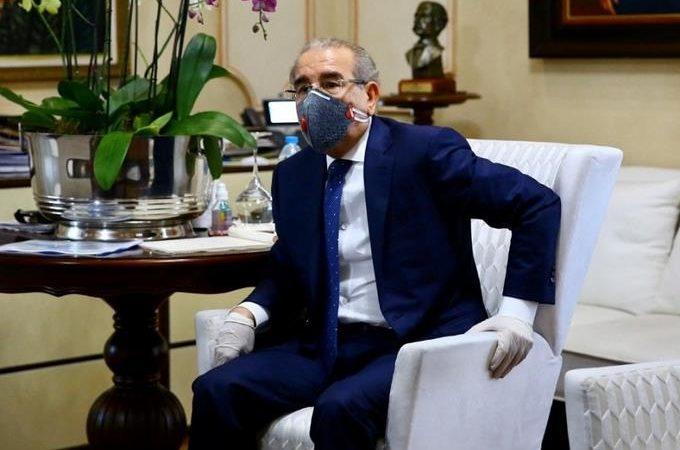"""VÍDEO: """"El Presidente está bien, no tiene manifestaciones"""" de coronavirus"""