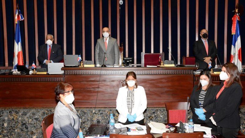 Senado aprueba resolución autoriza al Presidente prorrogar  por 25 días más el estado de emergencia para frenar propagación del Covid-19