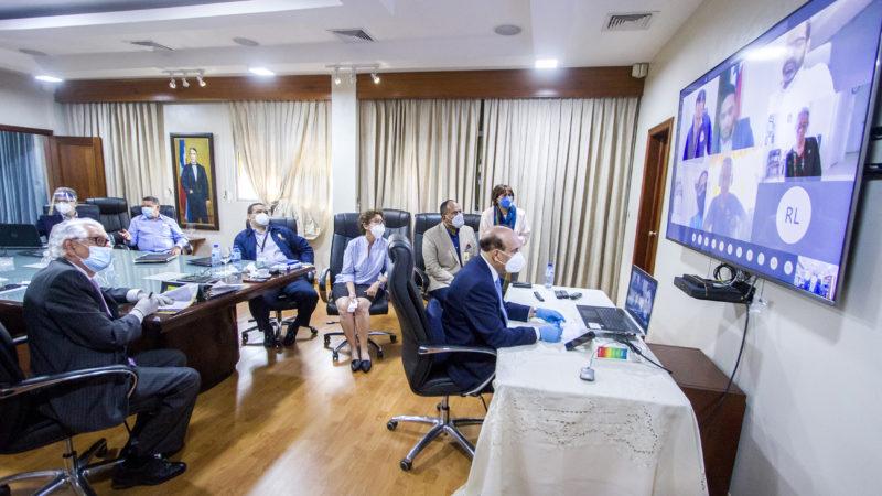 Pleno de la JCE se reúne con secretarios de las OCLEEs; instruye continuar todos los esfuerzos y trabajos para que el voto de los dominicanos en el exterior sea una realidad este 5 de julio de 2020