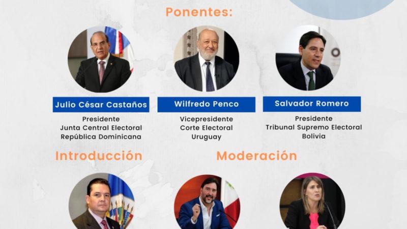 """Foro Virtual: """"Elecciones en Tiempos de Pandemia"""", organizado por la OEA"""