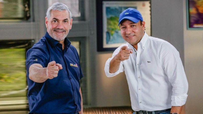 Gonzalo designa a Abel Martínez como director operativo de su campaña