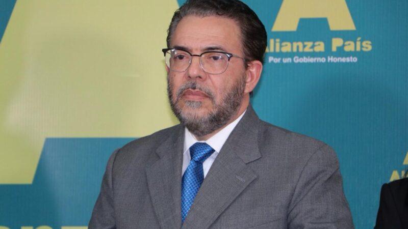 Guillermo Moreno apoya acciones del MP frente a actos de corrupción de ex funcionarios del PLD