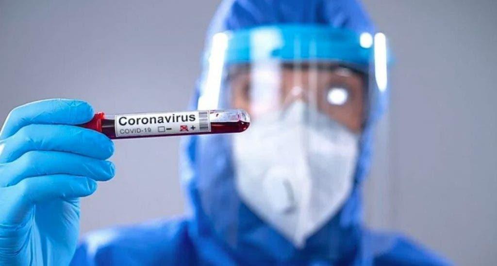 Mil 595 nuevos casos de covid-19 en RD en las últimas 24 horas