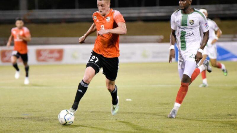 CIBAO FC deslumbra con tres goles ante Jarabacoa