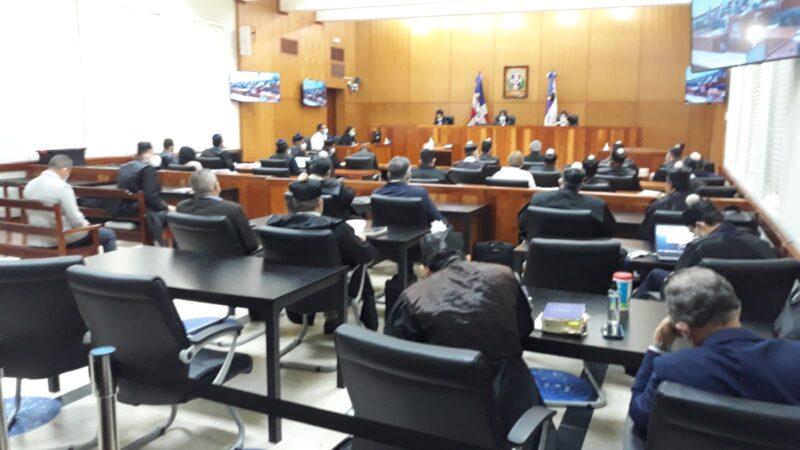 Audiencia caso Odebrecht podría ser suspendida por falta de distanciamiento en el salón