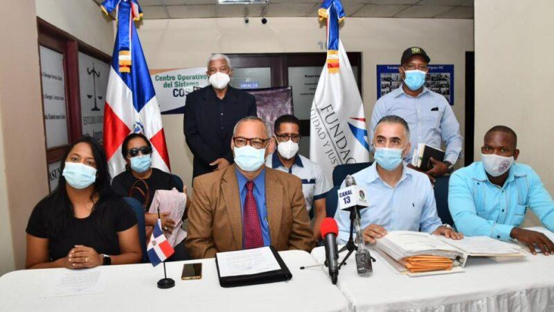 (VIDEO) Fundación Equidad y Justicia Social reclama 396 ONG fueron excluidas del presupuesto 2021