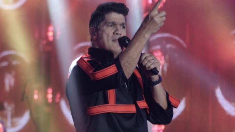 Eddy Herrera realiza concierto virtual con éxito