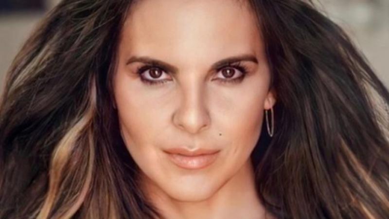 Kate del Castillo volvió a méxico lista para actuar