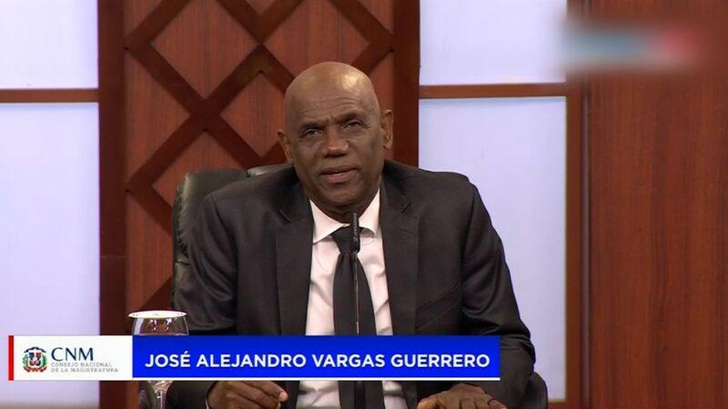 El CNM escoge a José Alejandro Vargas para el TC y ratifica a Francisco Ortega Polanco en la SCJ