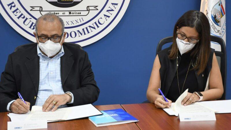 Salud Pública y UNIBE firman convenio de colaboración para incrementar capacidad de procesamiento pruebas de COVID-19