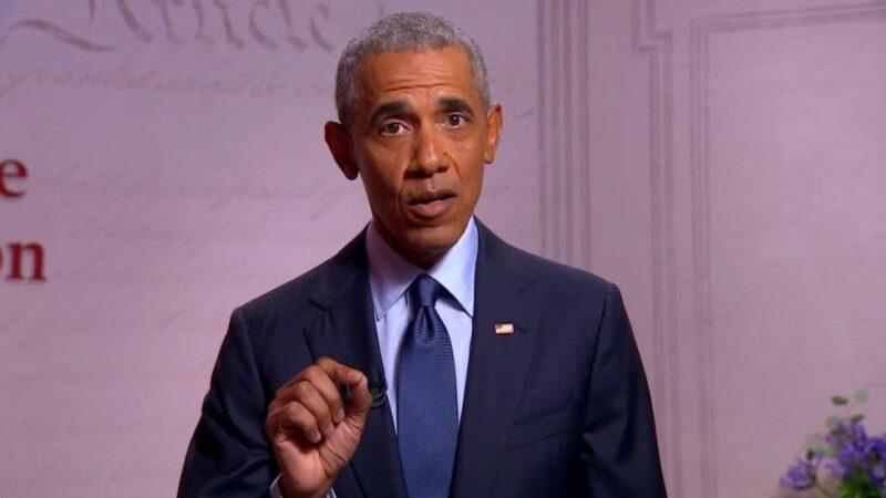 """Obama: """"Gracias a la democracia, Trump no logró el 100 % de lo que quería"""""""
