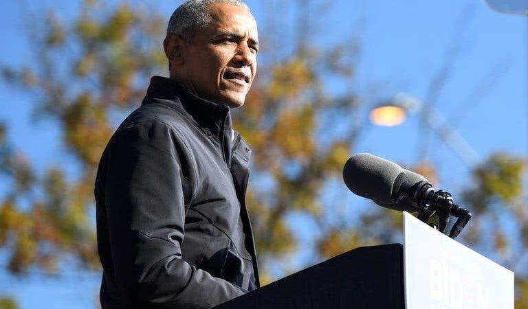 """Barack Obama: """"La violencia en el Capitolio fue incitada por el presidente"""""""