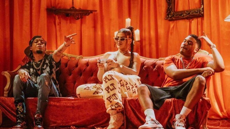 """Rochy RD se posiciona tendencia mundial con """"Ella no es tuya"""" junto Myke Towers y Nicki Nicole"""