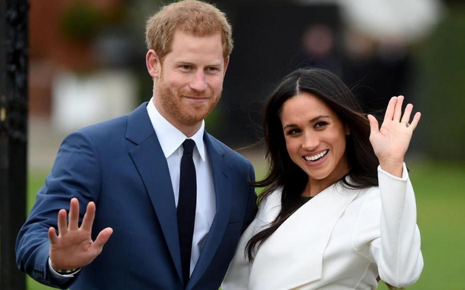 Príncipe Enrique y Meghan Markle anuncian su primera serie para Netflix