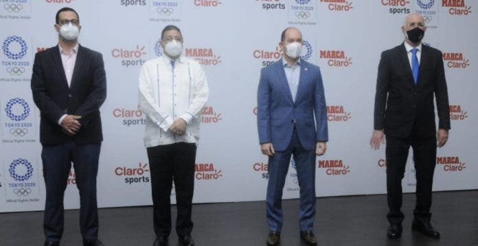 La firma Claro Sport transmitirá por TV los Juegos Olímpicos 2021