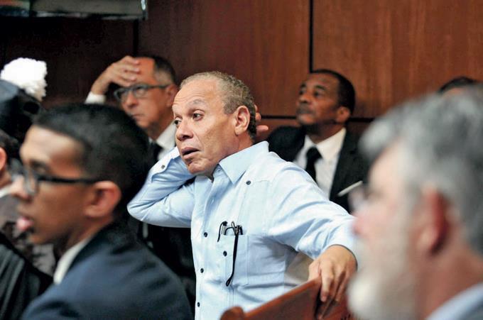 Ángel Rondón considera no califica para el pedimento del Ministerio Público de 10 años de prisión en su contra