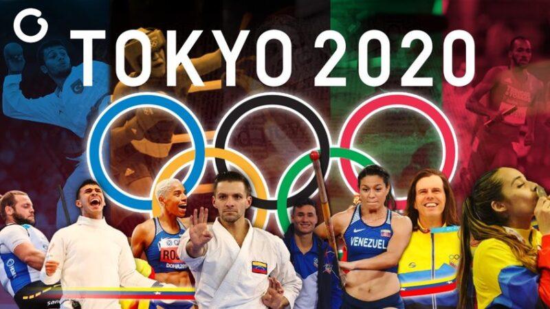 Venezuela en Tokio: 43 atletas criollos participan en los juegos olímpicos con todas sus esperanzas