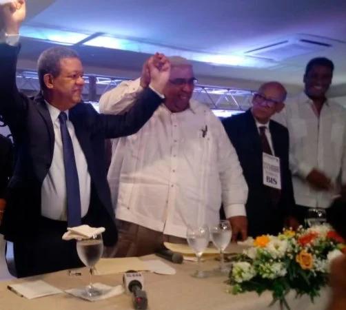 El BIS proclama a Leonel Fernández como su candidato