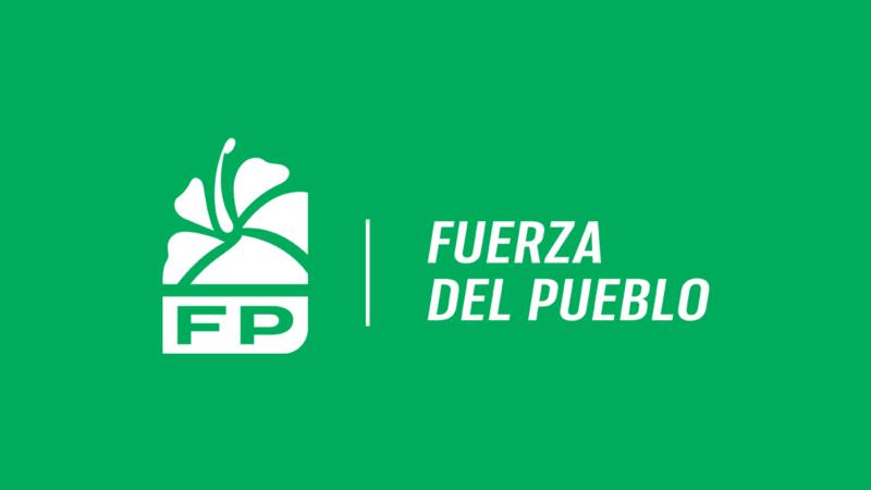 Fuerza del Pueblo presenta dirigencia sector cultural