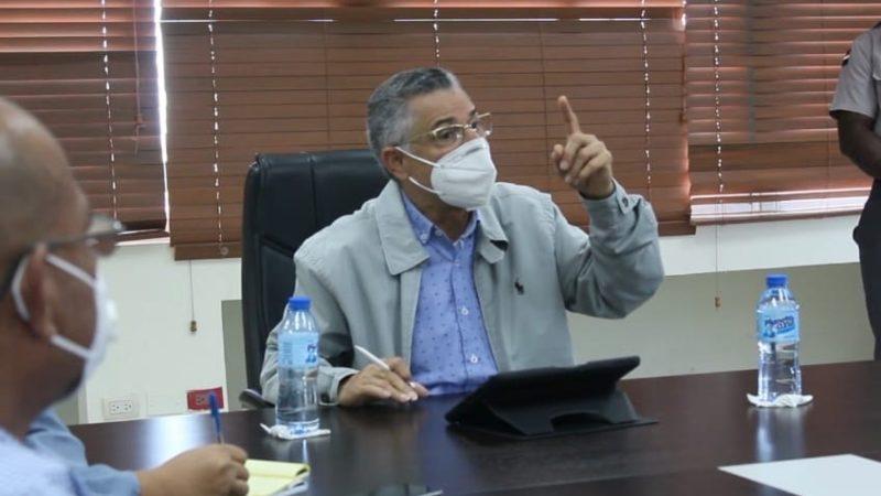 Alcalde Manuel Jiménez sanciona policías ambientales por trato inadecuado
