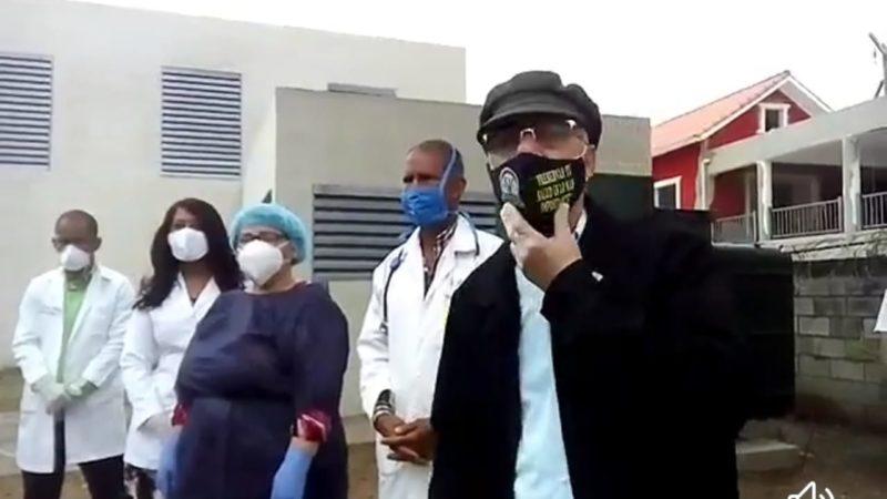 Alcaldía SDE pone en funcionamiento Unidad Médica.