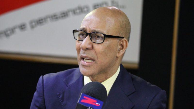 Henry Santos: pruebas nacionales de RD son consideradas entre las tres mejores del mundo