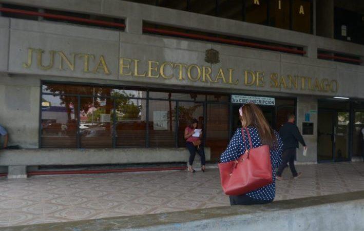 Desconocidos ingresan a Junta Electoral de Santiago y roban cantidad indeterminada de dinero