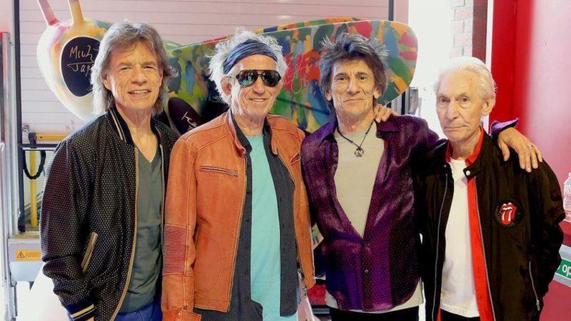 Los Rolling Stones advierten a Trump lo demandarán si utiliza sus canciones