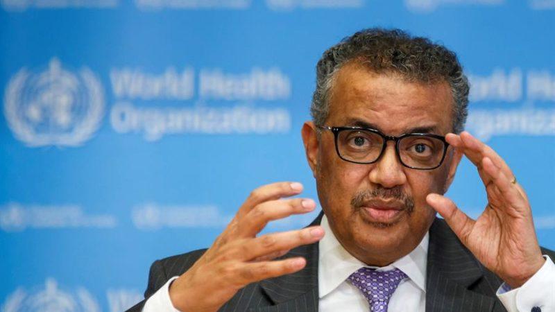 OMS: el coronavirus ya ha infectado a diez millones de personas