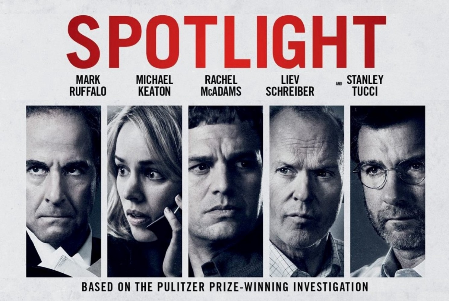 Comentario crítico a la pelicula Spotlight