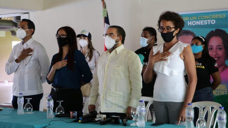 Guillermo Moreno: «la sociedad aspira tener un congreso sin negociantes ni mercaderes de la política»