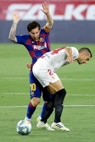 Barcelona empata, para racha positiva y arriesga liderato