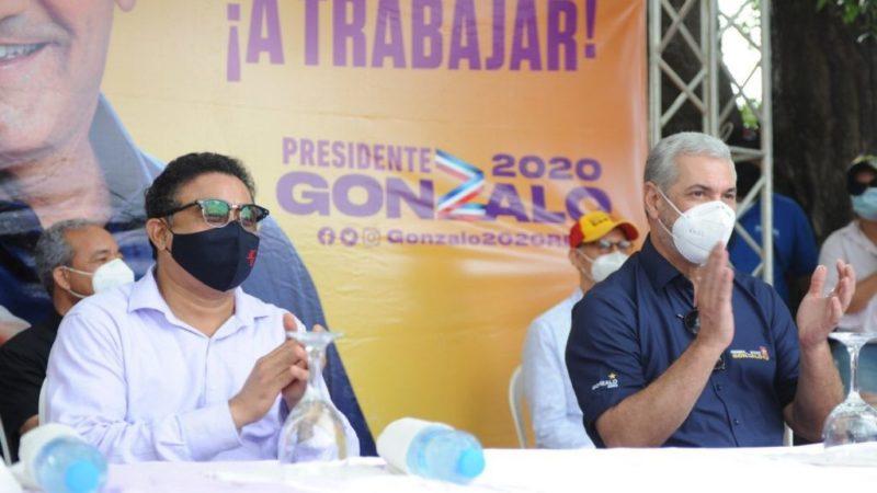 Escoto: el pueblo hablará el 5 de julio en las urnas a favor de Gonzalo