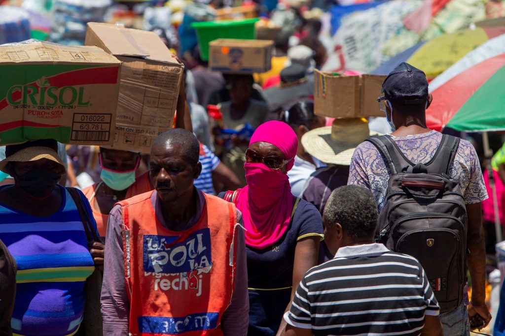 Haití supera los 5.300 casos confirmados y llega a 89 muertes por COVID-19